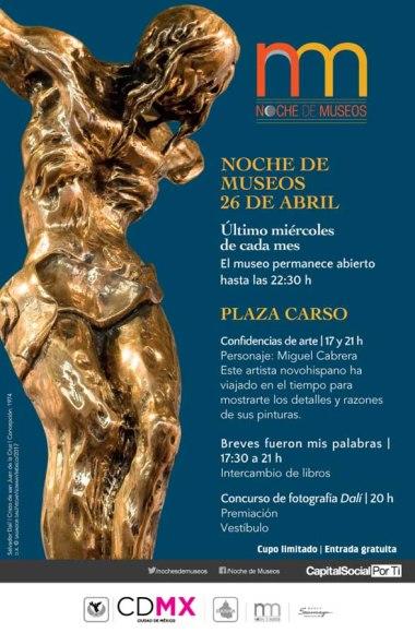 Noche de Museos_Abril